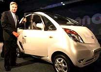 People's car of India, Nano by TATA Motors