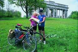 Bicycling Southern Moravia, Czech Republic