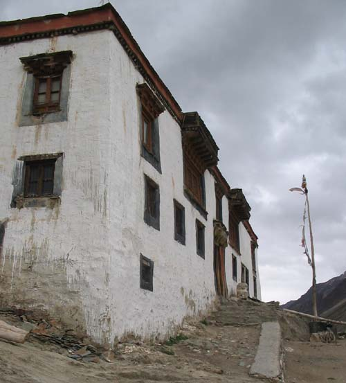 Suru Valley, Ladakh architecture