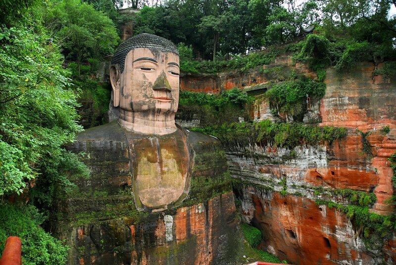 Buddha of Leshan