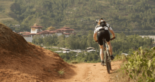 Bhutan by bicycle