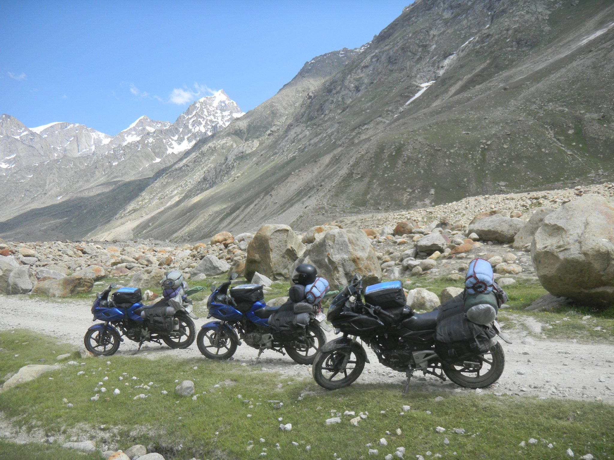 Motorbike Tour in Himalayas, India