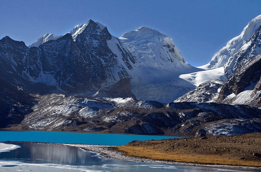 Gurudongmar Lake sikkim India