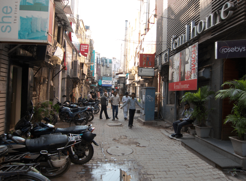 Khan Market New Delhi