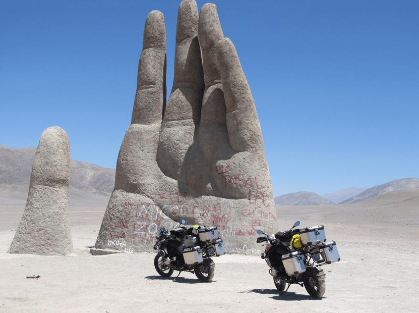 Mano del Desireto Atacama chile