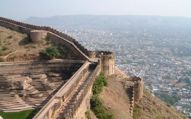 Nahargarh fort, Rajasthan, India