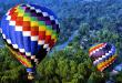Hot Air Balloon Ride in Bath
