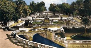 JARDINS De La FONTAINE - Gardens of Source in Nimes France