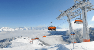Saalbach-Hinterglemm - No. 1 Ski Resort of Austria