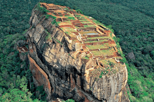Sigiriya - Rock Fortress