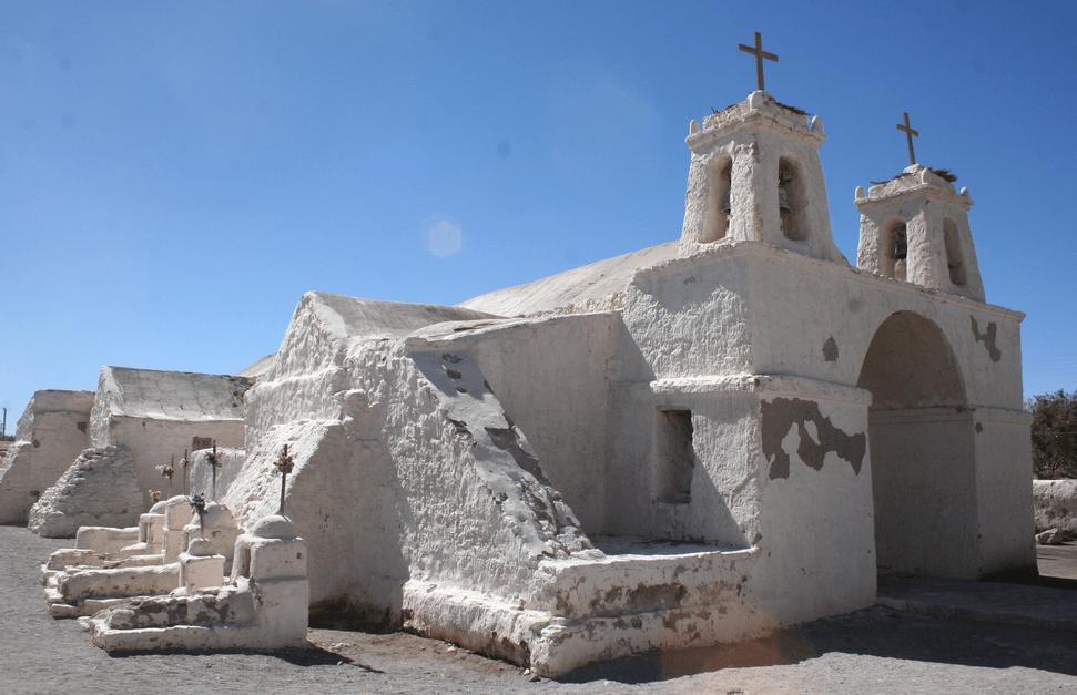 Chiu Chiu Village, Atacama, Chile - Chiu Chiu Church