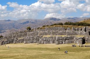 Sacsayhuaman Park Peru