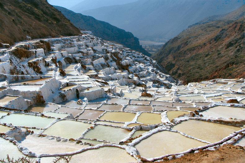 Salinas de Maras Cusco Peru