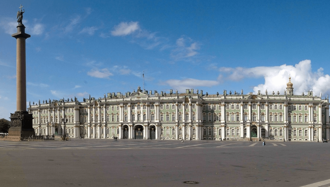 State Hermitage Museum, St, Petersburg, Russia