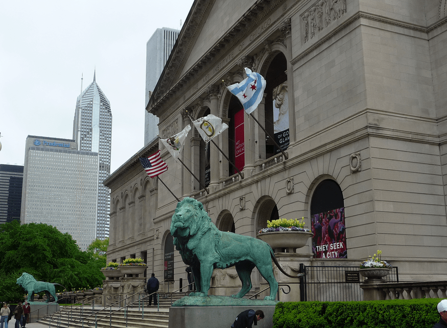 The Art Institute of Chicago, USA