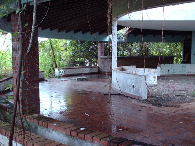 Manuel Norieg's House, Decameron, Panama