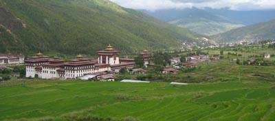 Thimphu Dzong, Bhutan