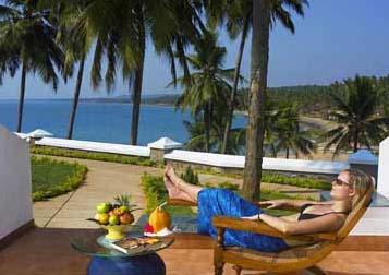Leela Kempinski, Kovalam Beach, Kerala, South India