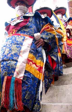 Lama dance, Karsha Gustor festival