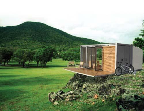 The All Terrain Cabin