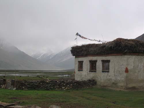 House in Suru Valley, Ladakh