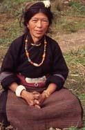 Lhomi woman