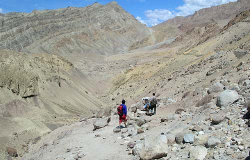 ladakh Travel Story - Trekking in Ladakh