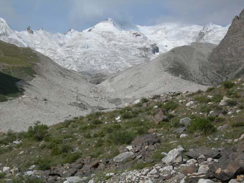 Biantha, Biafo Glacier