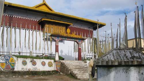 Pemyangtse Monastery, West Sikkim