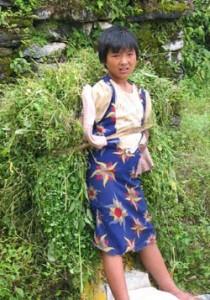sikkim-girl