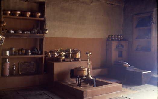 fireplace-thakali-house