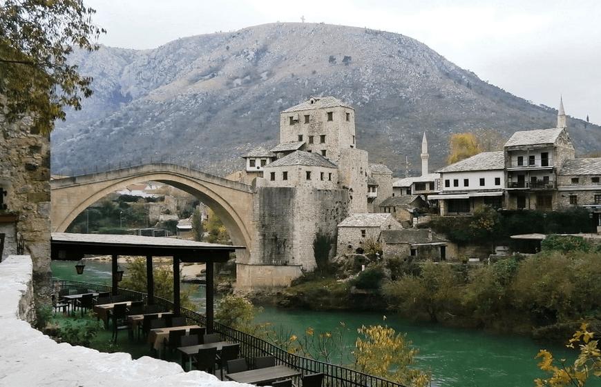 Hum town Croatia