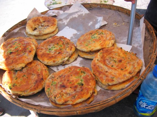 Yunnan pancakes