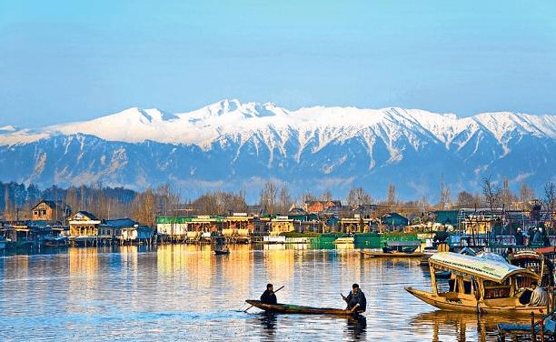 Kashmir -Heaven on Earth