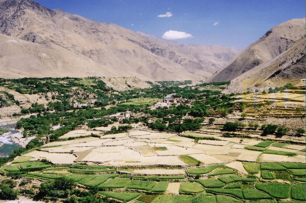 Beautiful Panjshir valley of Afghanistan1