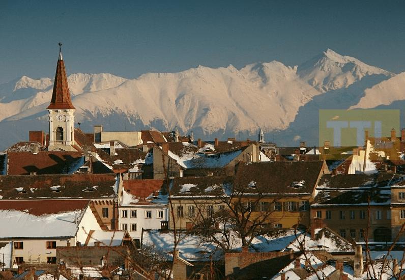 Beautiful_city_of _Sibiu_Romania