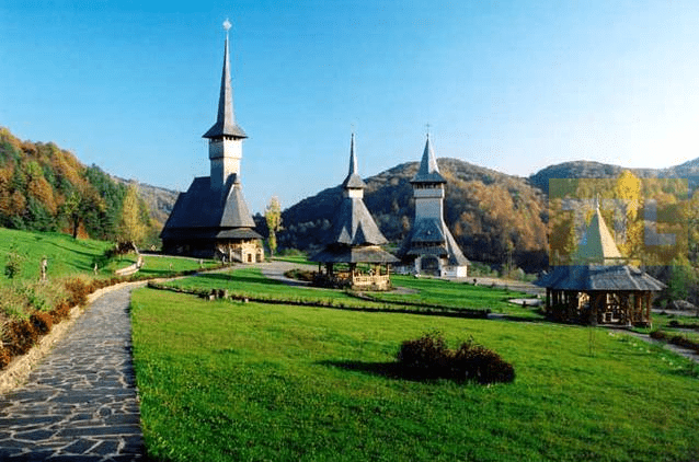 The rough guide to romania by tim burford.