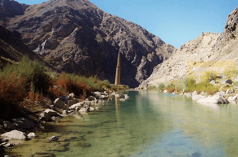 Minaret of jam Afghanistan