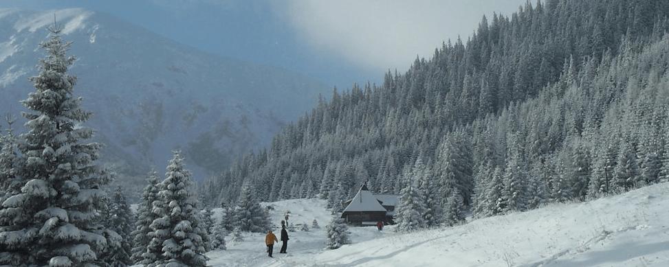 Tatras in winter