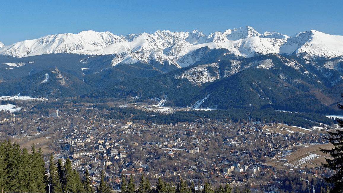 Zakopane and Tatras