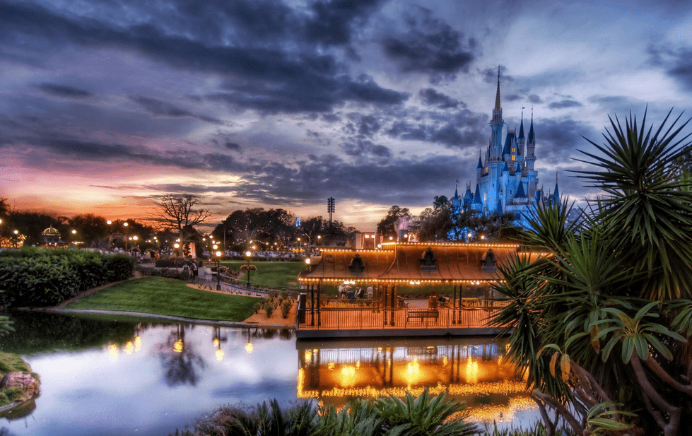 Walt Disney world, Orlando, Florida