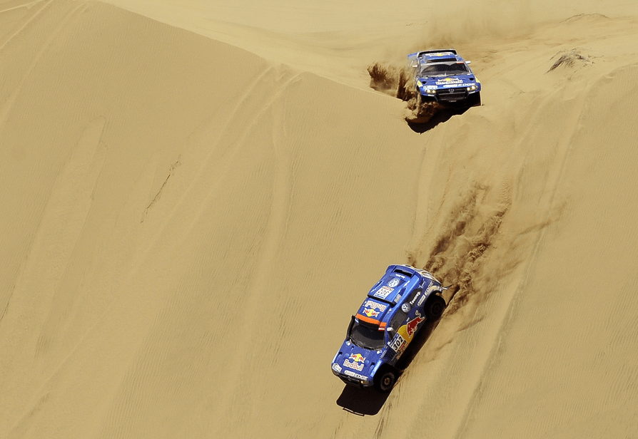 Dakar rally 2014 atacama chile edition