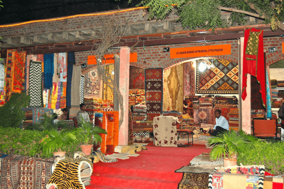 Delhi Haat - handicrafts and cultural Market In New Delhi