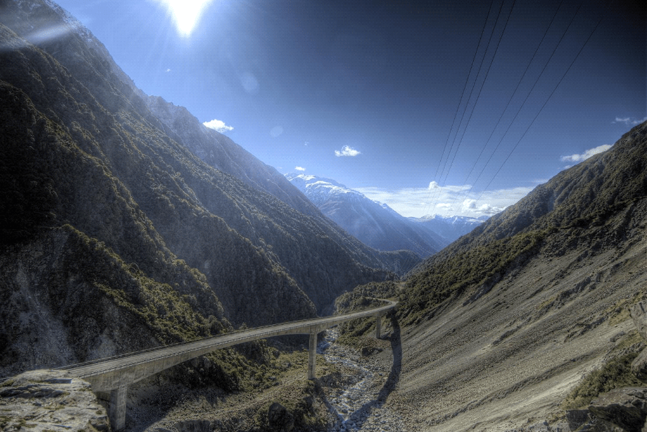 The Great Alpine Highway New Zealand