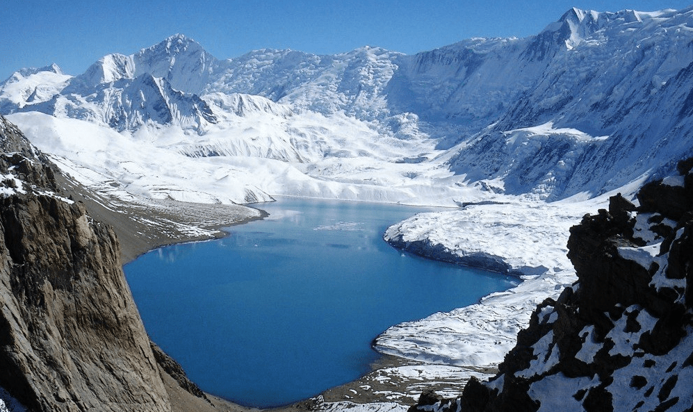 Tilicho Lake Annapura circuit trek, Nepal
