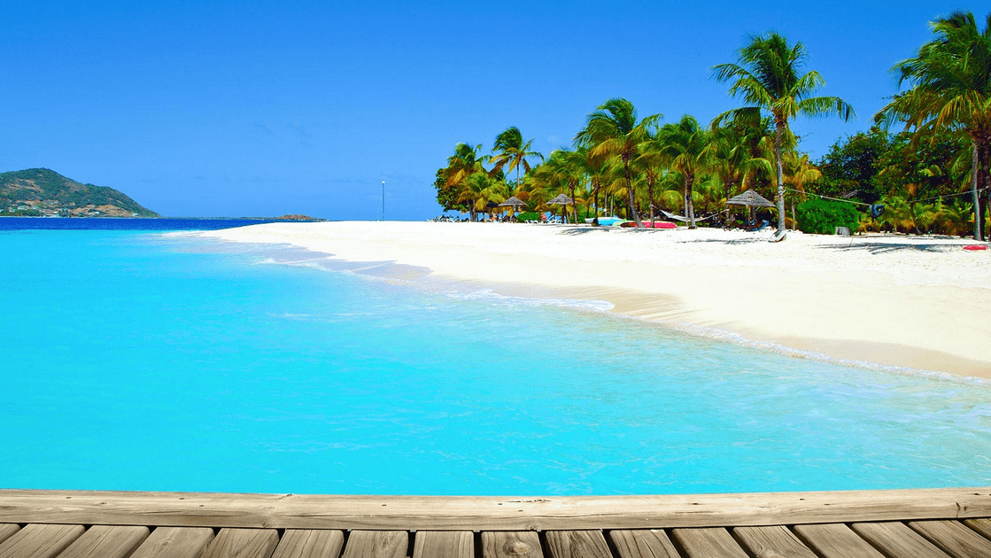 Palm Islands St. Vincent and the Grenadines