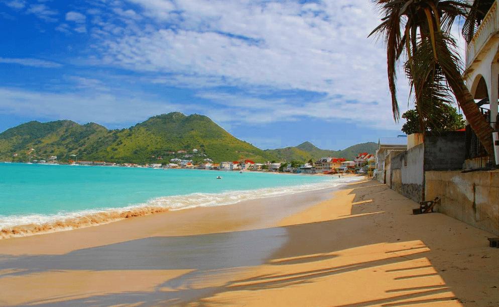 St. Martin - St. Maarten Grand Case