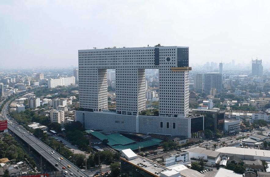 Elephant Building of Bangkok