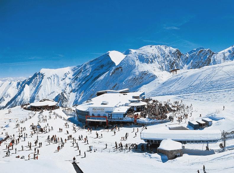 Europa Ski Region- Kaprun ski resort