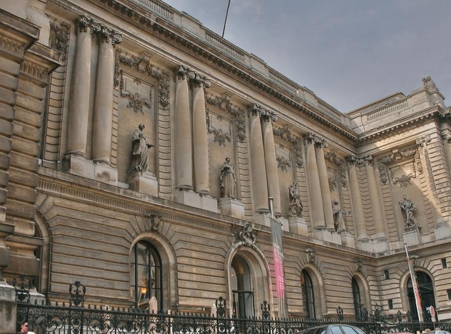 Musée des Beaux-Arts Nimes, France